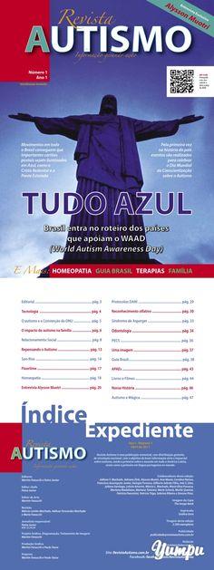 Versão em PDF - Revista Autismo - Magazine with 48 pages: Versão em PDF - Revista Autismo