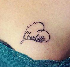 Tatuajes Dedicados A Los Hijos Fotos Ideas Corazones Con Nombres
