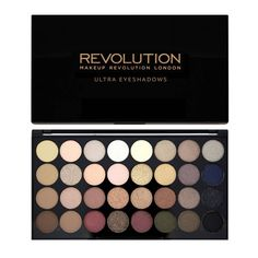 Makeup Revolution 32 Eyeshadow Palette Flawless | BOOZYSHOP - Boozyshop