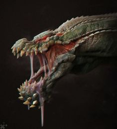 DevilJho fanar, Wandah Kurniawan on ArtStation at https://www.artstation.com/artwork/deviljho-fanar