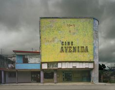 """"""" AVENIDA """" Cinema. 31st Ave between 33rd and 35th Ave. Marianao municipality, Havana. I lived near here long time ago on the corner of 31st and 33rd St."""
