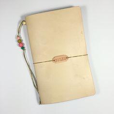 Stamped in His image: DIY Midori-Style Traveler's Notebook Tutorial