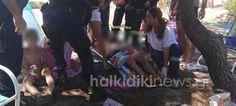 Χαλκιδική: Τραυματίες πατέρας και παιδί διακομίσθηκαν με ελικόπτερο