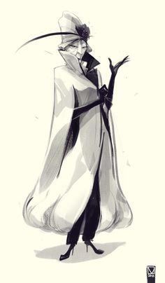 Blad Moran - 05 бабулька аристократка