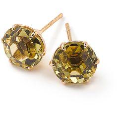 Ippolita 18k Rock Candy Medium Round Stud Earrings DPgIDc9k
