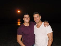 Gio Benitez and Tommy DiDario