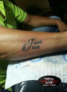 Tattoo Zone, Fish Tattoos, David