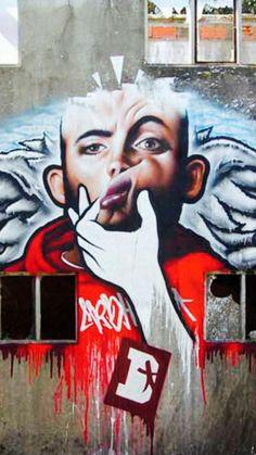 Street Art by Mr Dheo