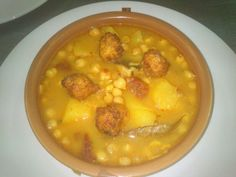 Potaje de vigilia / Vigil stew, by @reddevillas