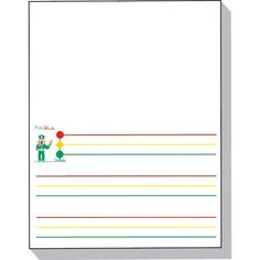 Pass the Apple is your one-stop shop for gently used teaching materials at a huge discount. Lined Writing Paper, Thing 1, Teaching Materials, Cursive, Letters, Drawing, Space, Yellow, Green