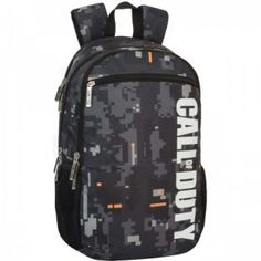 36695958c MOCHILA COSTA LUX CALL OF DUT TILIBRA REF141810
