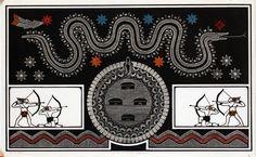 'Constelação da Serpente', Samico