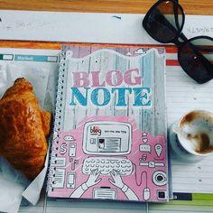 Un nuovo giorno e tante cose da fare... #pianoeditoriale #blognote Notes, Blog, Light House, Report Cards, Notebook, Blogging