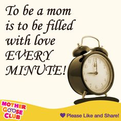 Repin if every minute of your life is filled with love for your child!