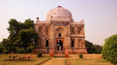 Lodi Gardens (Hindi: लोधी बाग़, Urdu: لودھی باغ) is a park in Delhi, India. Spread over 90 acres (360,000 m²),[1] it contains, Mohammed Shah's Tomb, Sikander Lodi's Tomb, Sheesh Gumbad and Bara Gumbad, architectural works of the 15th century Sayyid and Lodis, a Pashtun dynasty which ruled much of Northern India during the 16th century. The gardens are situated between Khan Market and Safdarjung's Tomb on Lodi Road. It is beautiful and serene, and is a hotspot for morning walks for the…