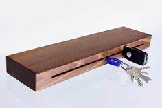 Wandregale - Schlüsselbrett - ein Designerstück von falkone bei DaWanda