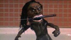 Trilogy of Terror...this was scary but, we loved to watch the movie.