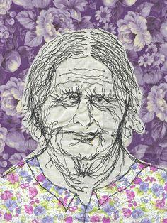 oldlady by Sarah Walton, via Flickr