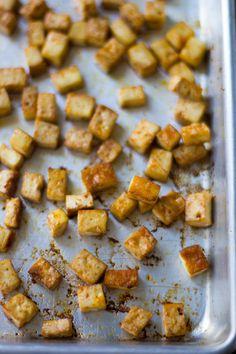 The Bojon Gourmet: Miso and Soba Noodle Soup with Roasted Sriracha Tofu and Shiitake Mushrooms