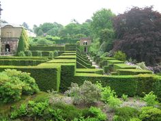 Biddulph Grange in Biddulph near Stoke-on-Trent, Staffordshire, England.