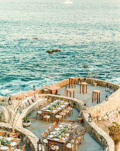 Are you dreaming of holding a small wedding celebration at this stunning location on the sea too?✨⁠  We can't help but think that if wedding receptions were allowed, this stunning, small set up by the open sea would be the perfect option!  @fabiolaatkarlacasillas , @esperanzaresort , @danieljireh , @maineventcabo @theweddingbliss #stewartbrownevents #extraordinaryevents #itsallinthedetail #partiesbysbe Perfect Wedding, Dream Wedding, Wedding Consultant, Tuscan Wedding, Destination Wedding Planner, Deco, View Photos, Wedding Season, Instagram Posts