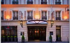 Hotel Renaissance Paris Vendome in Paris My favorite hotel in paris.