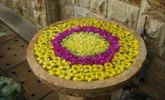 Floating Flower Decorations