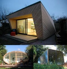 contemporary holiday pods - Google Search