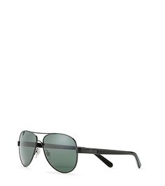 Tory Burch Small Metal Aviator Sunglasses