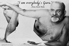 Sri Neem Karoli Baba- an Indian saint whose simple message of universal love and service continues to touch millions of lives. Indian Saints, Saints Of India, Neem Karoli Baba, Spiritual Figures, Ram Dass, Saint Quotes, Spiritual Teachers, Mind Body Soul, Unconditional Love