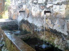 Fuente del Rebollo (Sierra de Mira)