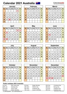 Printable Yearly Calendar, Schedule Calendar, Make A Calendar, Calendar Layout, Online Calendar, Printable Calendar Template, 2021 Calendar, Blank Calendar, Calendar Design