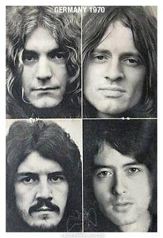 Led Zepplin - Germany 1970