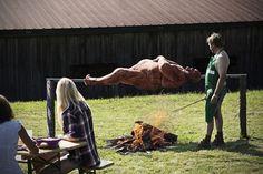 Fotos impactantes abrem debate sobre o consumo de carne