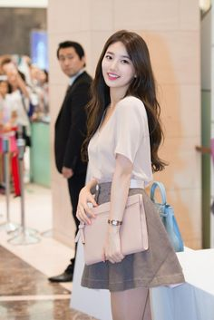 Miss A beautiful maknae Suzy ♥