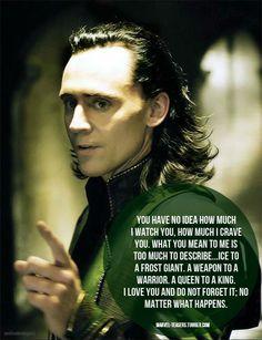 Oh, Loki...