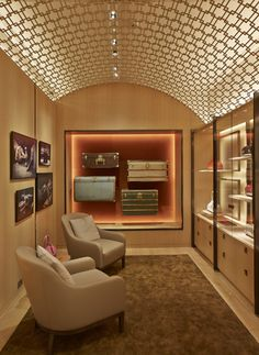 Maison Moynat, London | WORKS - CURIOSITY - キュリオシティ -