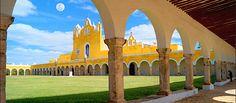 Ex Convento de San Antonio de Padua, Izamal, México - Zonaturistica.com