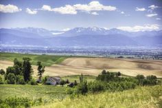 Stunning Views!  Foster Creek Farm - Montana Ranches For Sale | Fay Ranches