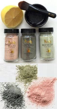 Charts That Will Help You Become a Skin Care Expert Muddy Clay MasksMuddy Clay Masks Beauty Care, Diy Beauty, Beauty Skin, Beauty Makeup, Beauty Hacks, Face Beauty, Piel Natural, Clay Masks, Homemade Skin Care