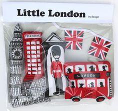 Little London Scene