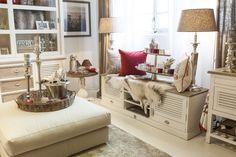 Lohmeier Home Interiors Shop Shop Interiors, The Hamptons, Living Room Decor, Design Ideas, Storage, Furniture, Home Decor, Dining Rooms, Home Interiors