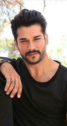 Turkish Men, Turkish Actors, Turkish Fashion, Beautiful Men Faces, Gorgeous Men, Handsome Celebrities, Burak Ozcivit, Old Hollywood Stars, Beard Styles For Men