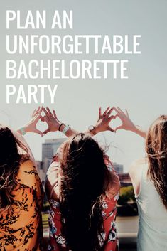 Have the bachelorette party you deserve in the bach capital of the US!
