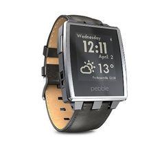 Pebble, el primer Smartwatch. El pionero de los relojes inteligentes ahora renovado.