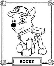Image result for PAW Patrol Coloring Pages Printable