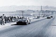 Vor 50 Jahren gewann Juan Manuel Fangio im Lancia D24 die Carrera Panamericana. Ein extremes Rennen mit tödlichen Gefahren.