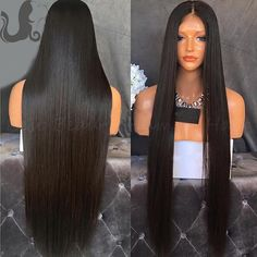 PPwigs sales online with 360 Lace Wigs Brazilian Hair Silky Straight Human Hair Density Full Lace Human Hair Wigs With Natural Baby Hiar Bleached Knots For BlacK Women,fast shipping worldwide. Straight Lace Front Wigs, Synthetic Lace Front Wigs, Front Lace, Weave Hairstyles, Straight Hairstyles, Remy Hair Wigs, Natural Hair Styles, Long Hair Styles, Long Wigs