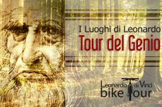 Logo of our tours around Vinci