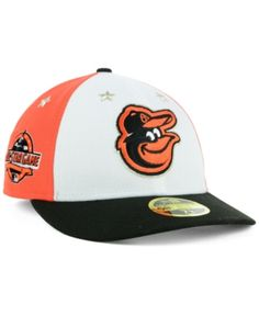ea29a65f8 Baltimore Orioles All Star Game Patch Low Profile 59FIFTY Fitted Cap 2018